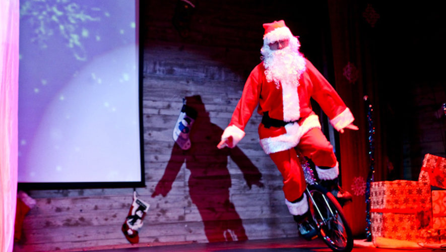 Show piromusical y presentación de circo navideño en Metronorte | Diciembre 2018