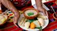 Clase de cocina ancestral a beneficio de familias necesitadas   Noviembre 2018