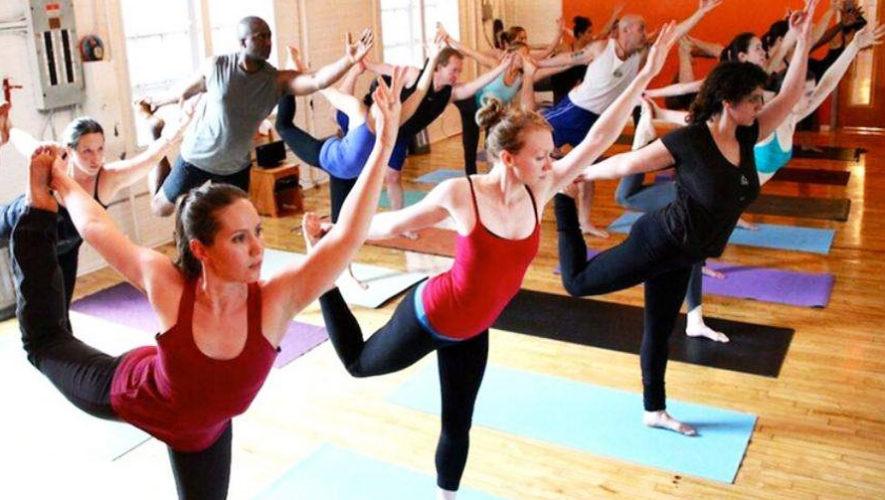 Clases de Power Yoga en Nueva Acrópolis Zona 11 | Noviembre - Diciembre 2018