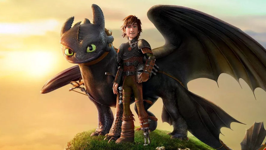 Estreno de la película Cómo Entrenar a Tu Dragón 3 | Enero