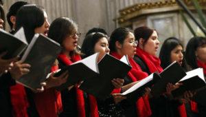 Concierto de canciones de Navidad por el Coro Nacional de Guatemala | Diciembre 2018