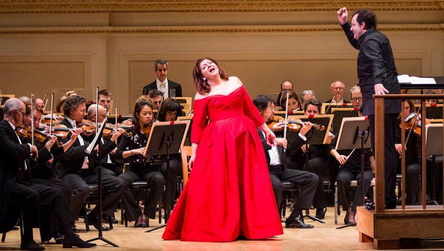 Concierto de ópera por la educación | Noviembre 2018