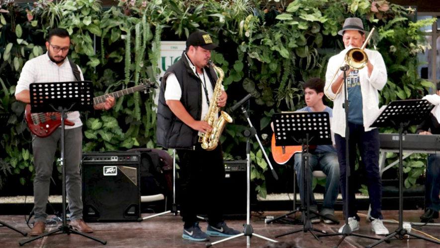 Concierto gratuito de Jazz en Guatemala | Diciembre 2018