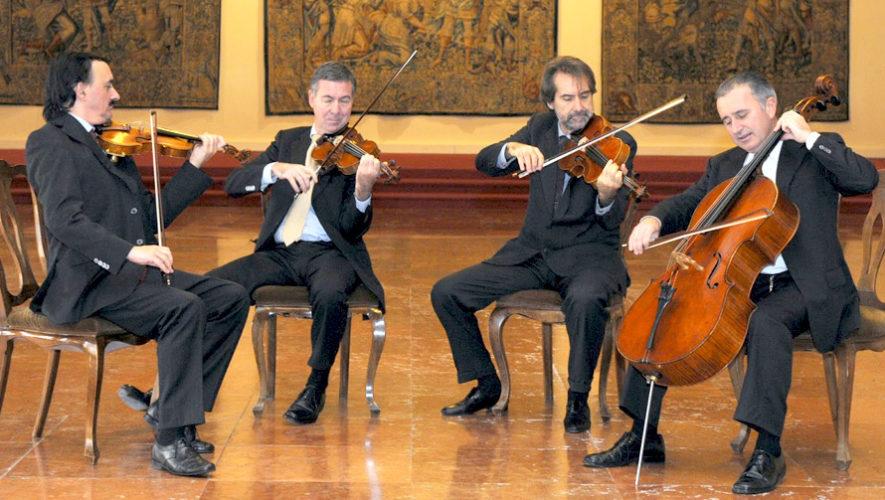 Concierto gratuito del Quartetto De Venezia en Guatemala | Noviembre 2018