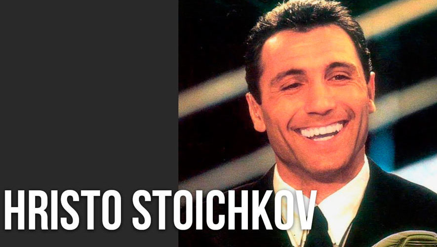 "Conferencia ""El éxito es infinito"" con Hristo Stoichkov | Noviembre 2018"