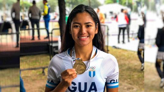 Dalia Soberanis se vistió de oro en el Panamericano de Clubes y Naciones 2018
