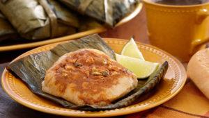 Degustación gratuita de tamales en Guatemala | Diciembre 2018