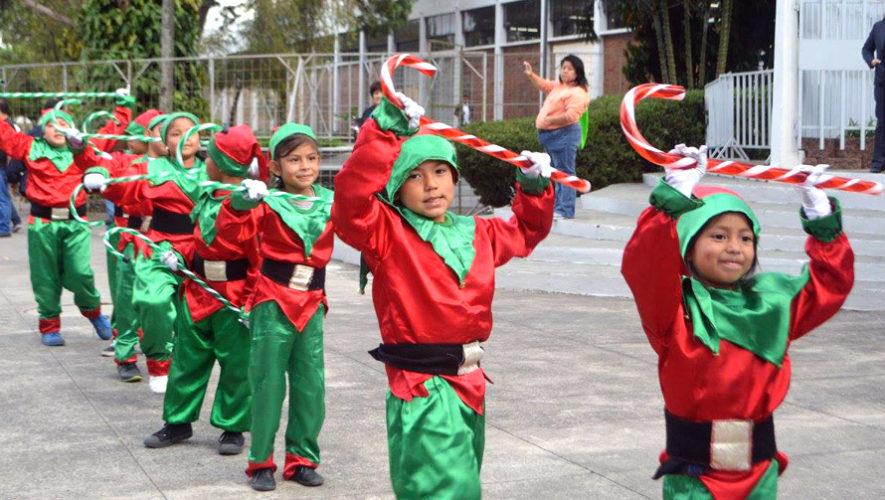 Desfile navideño en Interfer 2018 | Noviembre 2018