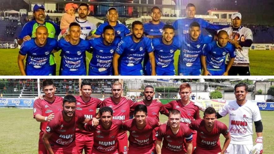Fecha y hora de la llave Cobán vs. Malacateco | Noviembre 2018