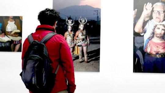 El Festival GuatePhoto 2018 llenó de arte las calles de zona 4
