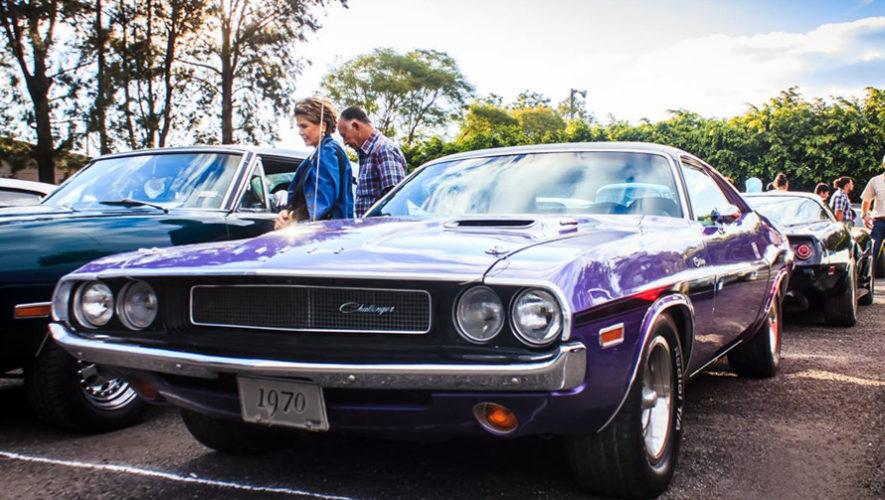 El Rock de los Carros, exposición de autos clásicos | Noviembre 2018