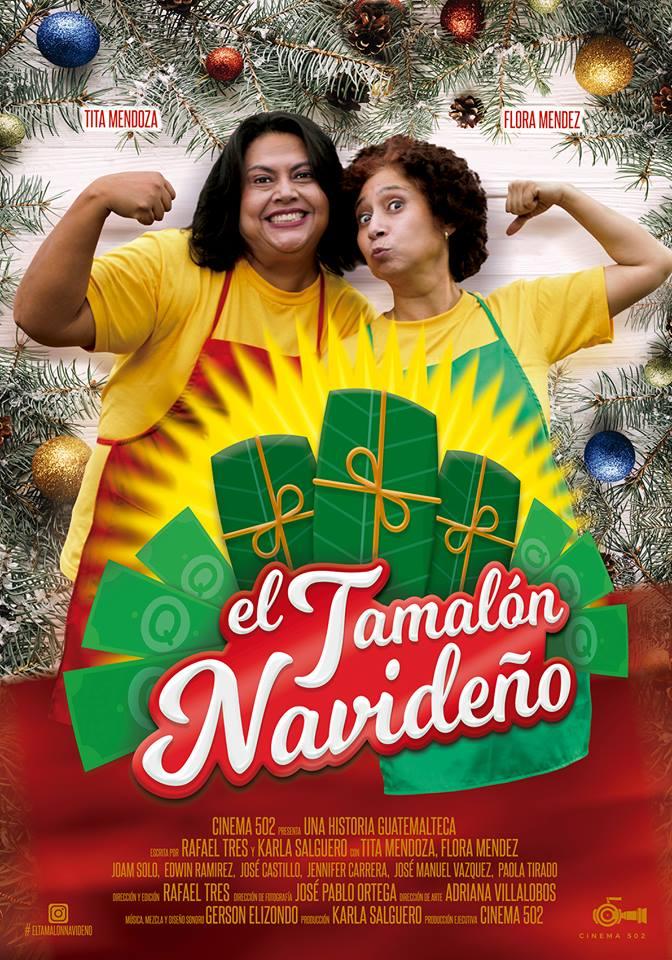 El Tamalón Navideño el primer largometraje guatemalteco navideño
