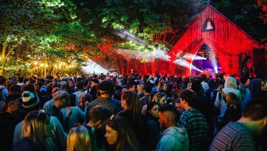 Electric Forest, fiesta de música electrónica | Noviembre 2018
