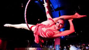 Espectáculo de danza y circo en Guatemala | Noviembre 2018