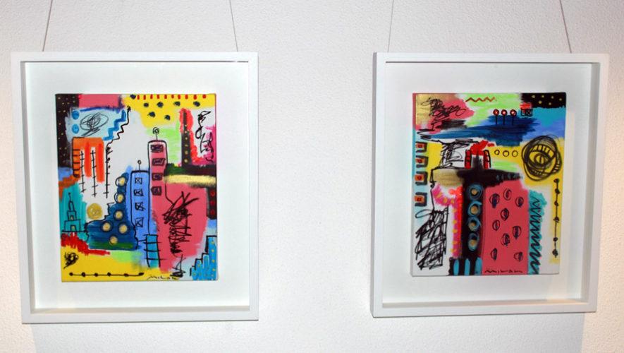 "Exposición ""Salto"" de la artista María Inés Lacayo   Noviembre-Diciembre"