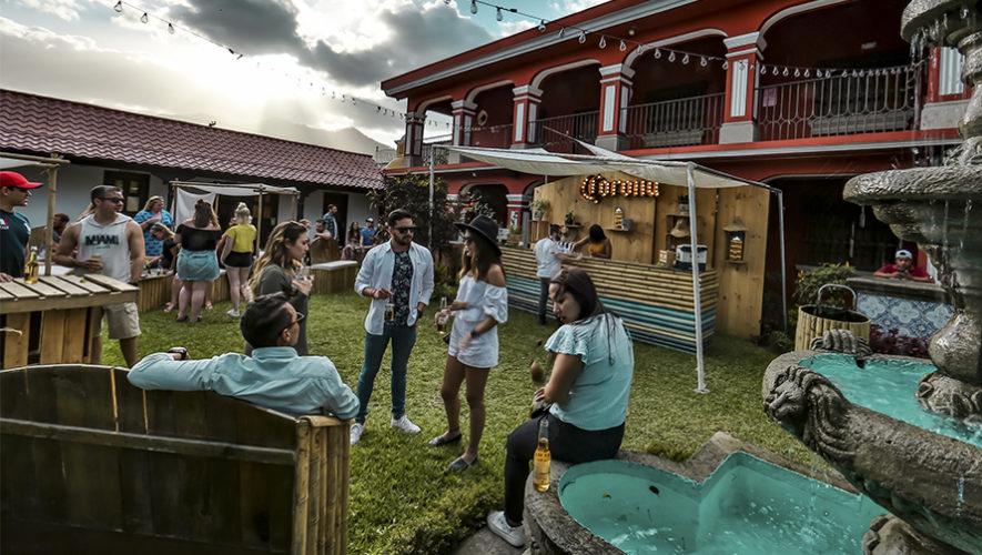 Corona Sunsets en Ciudad de Guatemala | Noviembre 2018