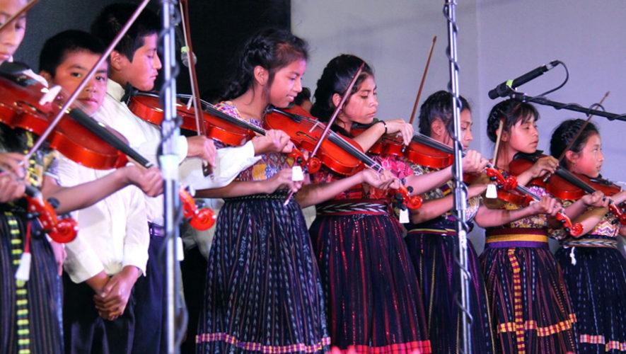 Festival Internacional de la Orquesta Municipal en Guatemala | Noviembre 2018