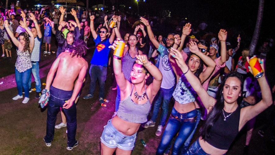 Fiesta de reggae en Chiribisco Bar | Noviembre 2018