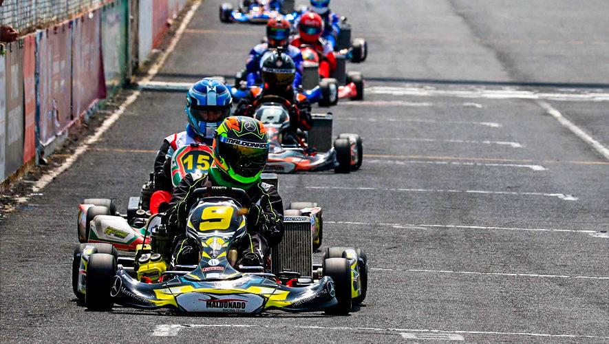 Final del Campeonato Nacional de Karts | Noviembre 2018