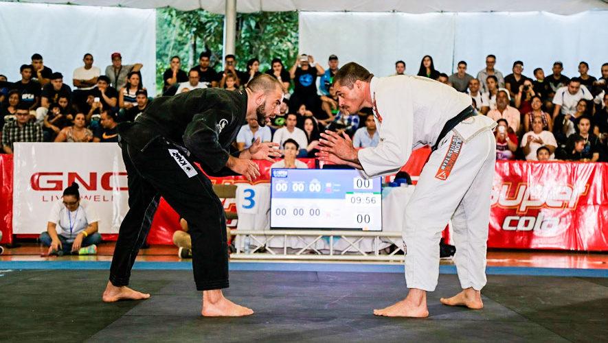 GT Open de Jiu Jitsu Guatemala | Noviembre 2018