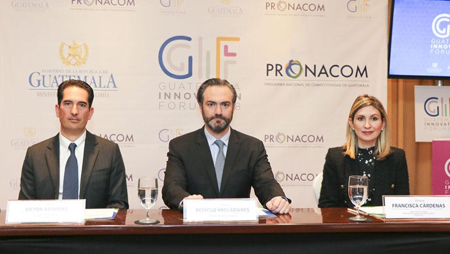 Guatemala Innovation Forum 2018, foro gratuito de innovación empresarial   Diciembre 2018