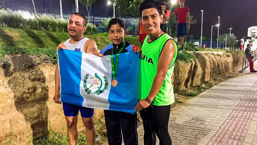 Guatemala conquistó 6 medallas en los Abiertos Nacionales 2018 en Colombia