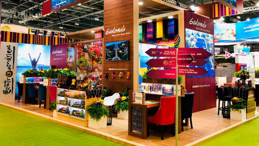 Guatemala participa en el World Travel Market en Londres, 2018