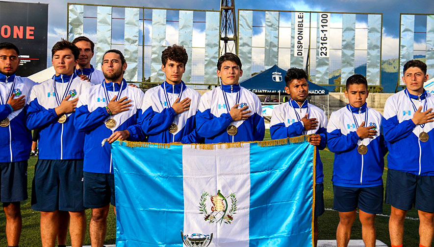Guatemala se llevó el oro y la plata del II Campeonato Centroamericano 2018