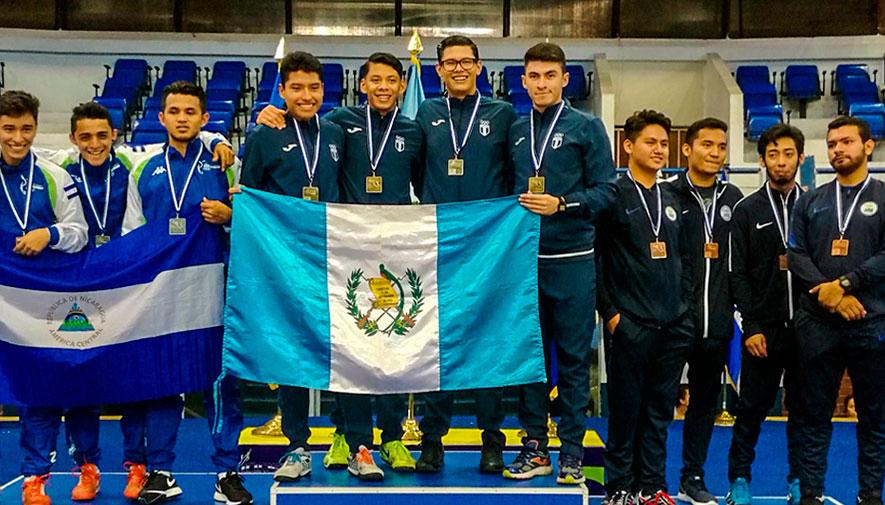 Guatemala se llevó el título del Campeonato Centroamericano Mayor 2018