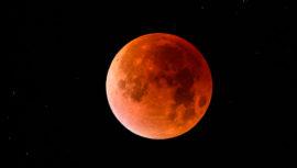 Hora y fecha para ver el Eclipse Total de Luna desde Guatemala, enero 2019