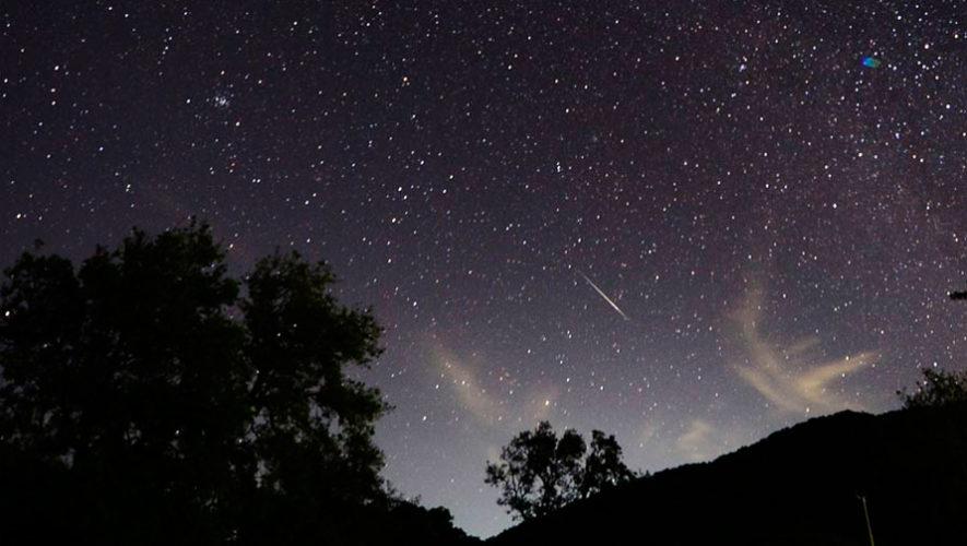 Hora y fecha para ver la Lluvia de Estrellas Leónidas 2018 desde Guatemala