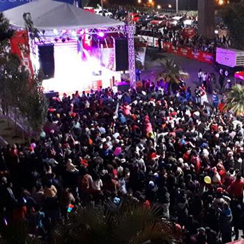 Impresionantes Shows de Luces en Guatemala por temporada navideña 2018