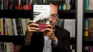 Cena y charla con el autor Jorge Volpi en Sophos | Noviembre 2018