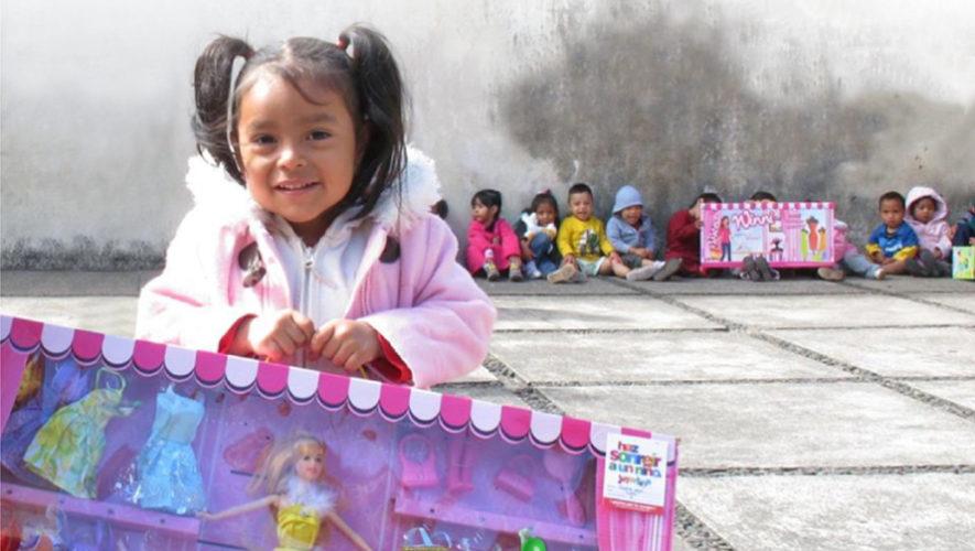 Juguetón donará juguetes en campaña navideña Haz sonreír a un Niño
