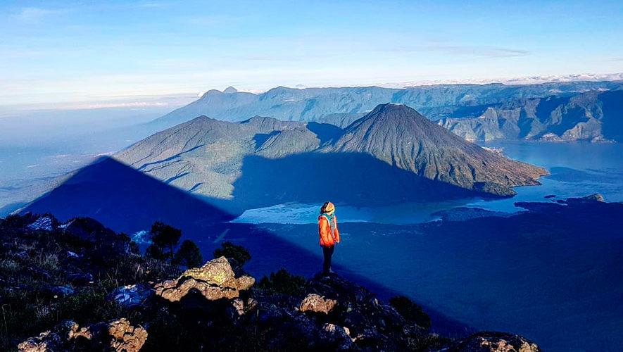 La Doble del Lago: Ascenso a los volcanes Atitlán y Tolimán | Diciembre 2018
