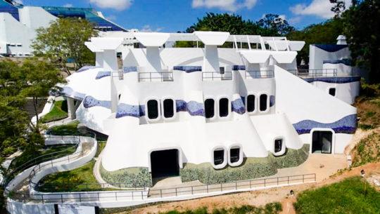 La Escuela Nacional de la Marimba en la Ciudad de Guatemala