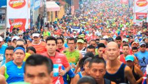 La Maratón de Guatemala | Febrero 2019