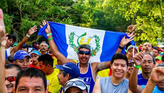 La Maratón de Guatemala: La primera carrera con certificación IAAF