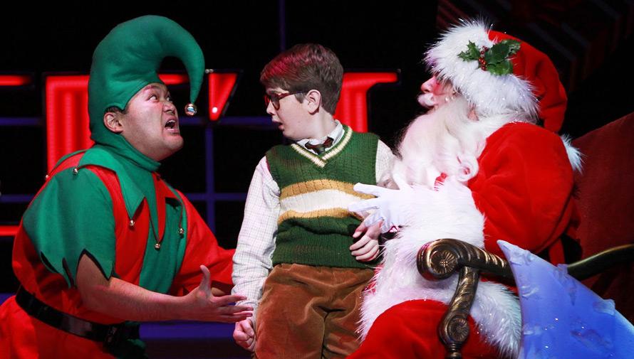 Los Cuentos de Navidad, obra de teatro navideña