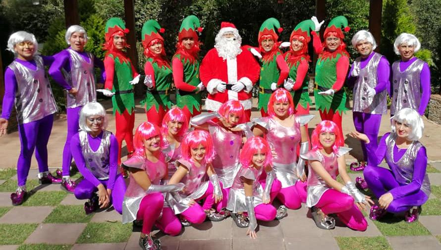 Los Juguetes Mágicos de Santa, obra de teatro navideña