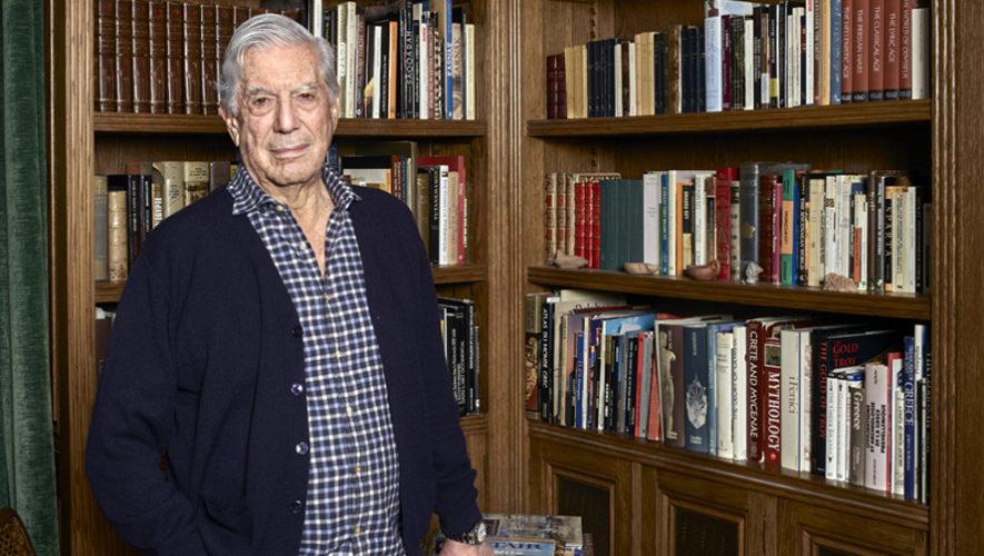Charla gratuita con Mario Vargas Llosa en Universidad Francisco Marroquín | Noviembre 2018
