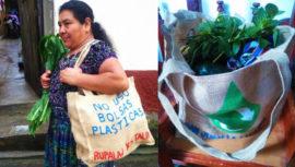 Municipios de Guatemala que ya no utilizan bolsas plásticas