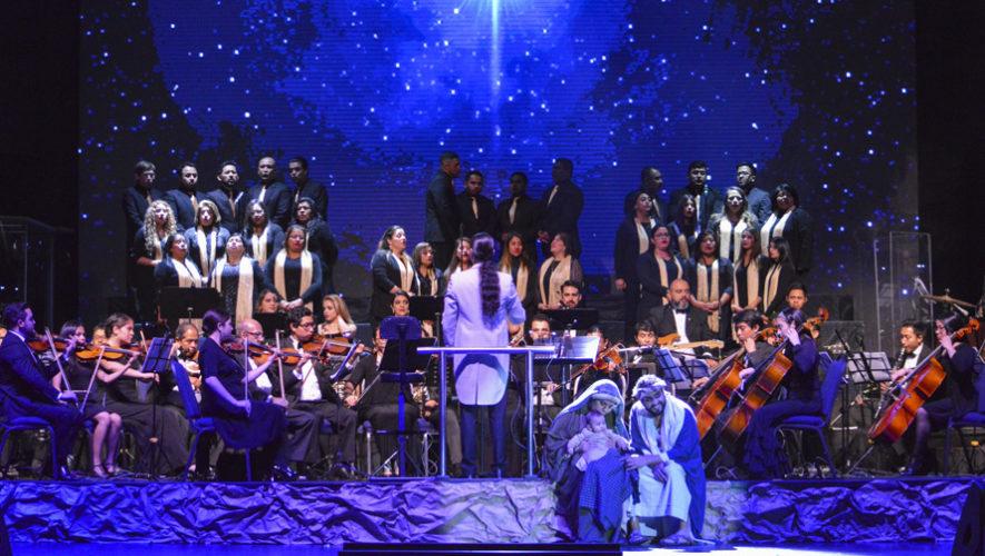 Navidad en Orquesta, show navideño gratuito en Guatemala | Diciembre 2018
