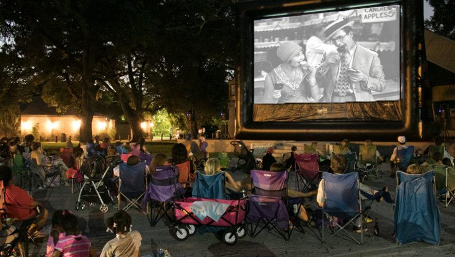 Noche de cine y concierto al aire libre | Noviembre 2018
