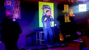 Noche de comedia en 1001 Noches   Noviembre 2018