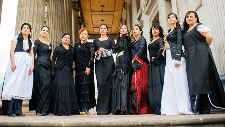Obra de teatro sobre doña Beatriz de la Cueva en Antigua Guatemala | Noviembre 2018