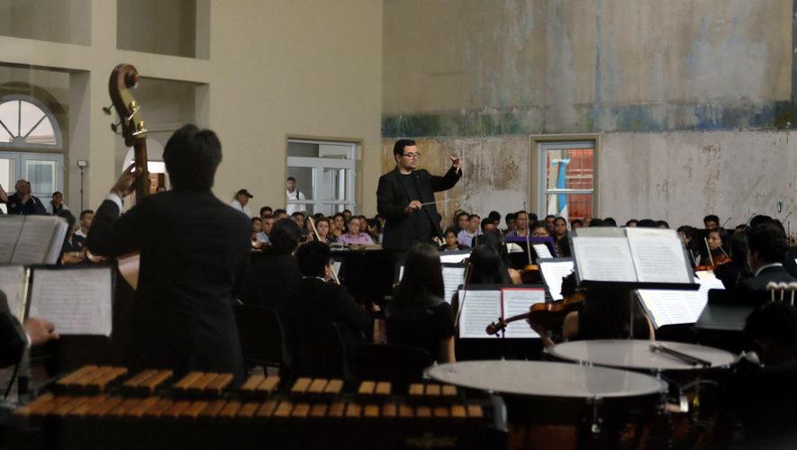 Concierto gratuito de la Orquesta Sinfónica Juvenil Municipal | Noviembre 2018