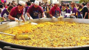 Paella gigante en Mixco | Noviembre 2018