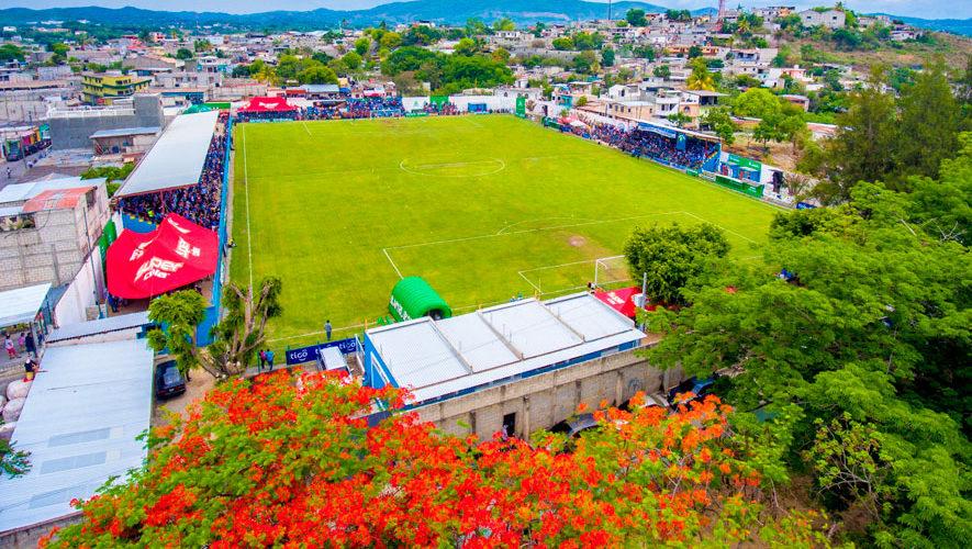 Partido de Sanarate y Guastatoya por el Torneo Apertura   Noviembre 2018
