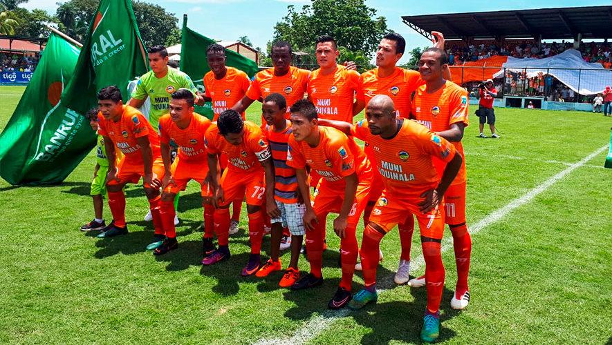 Partido de Siquinalá y Cobán por el Torneo Apertura | Noviembre 2018